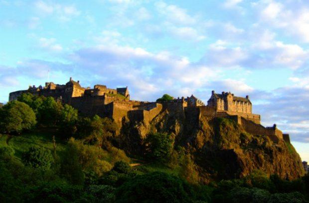 Замок Эдинбурга, Великобритания