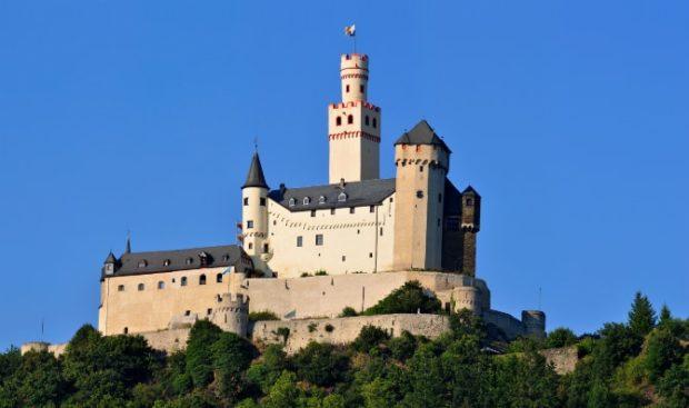 Замок Марксбург, Германия