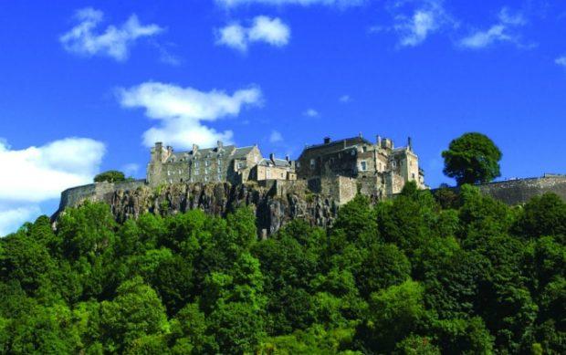 Замок Стерлинг, Великобритания