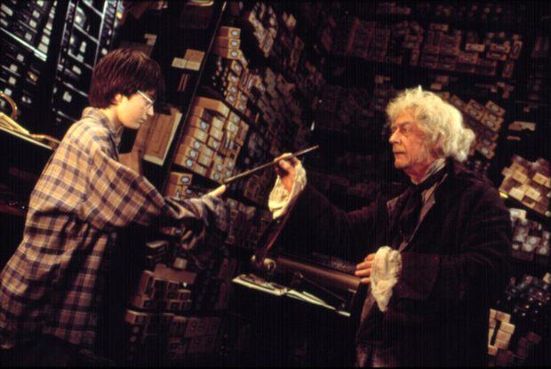 Гарри Поттер и Олливандер