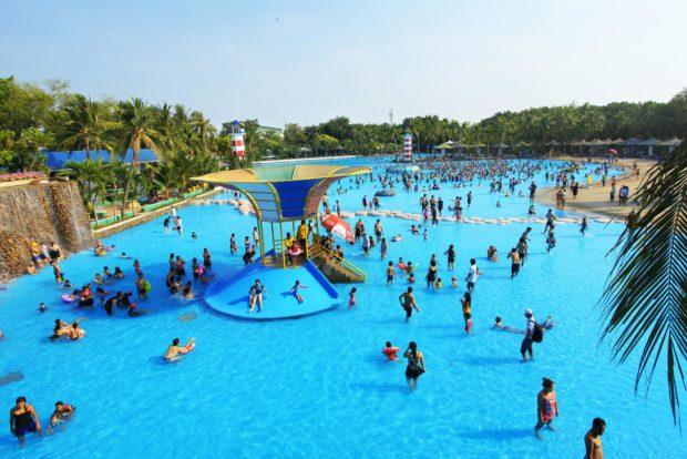 Самые крутые аквапарки мира