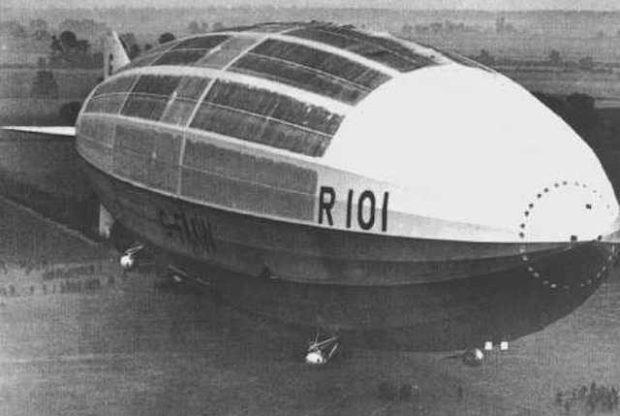 Катастрофа дирижабля «R101» (1930)