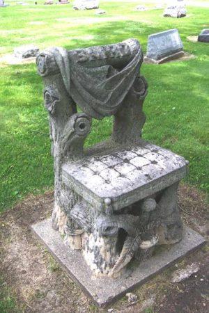 Кресло дьявола