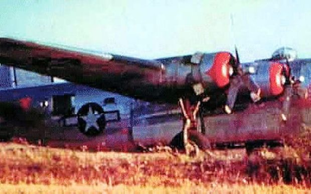 Крушение под Фреклтоном (1944)