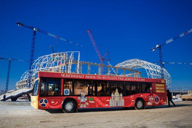 бесплатные автобусы на чм