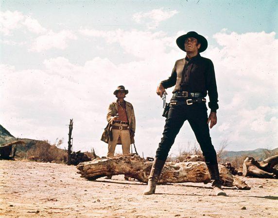 Фильму «Однажды на Диком Западе» - 50 лет