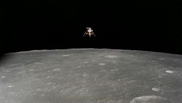 Лунный модуль Аполлон 12