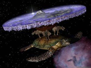 Модель плоской Земли