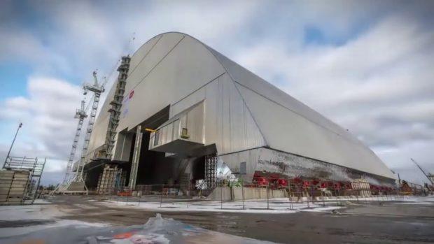 четвертый атомный реактор сейчас