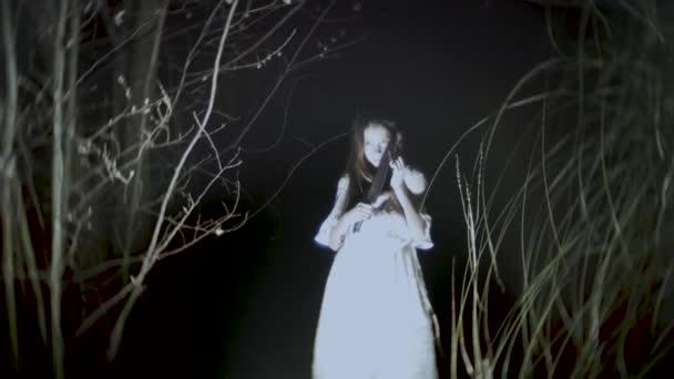 Девушка с кладбища Воскрешения