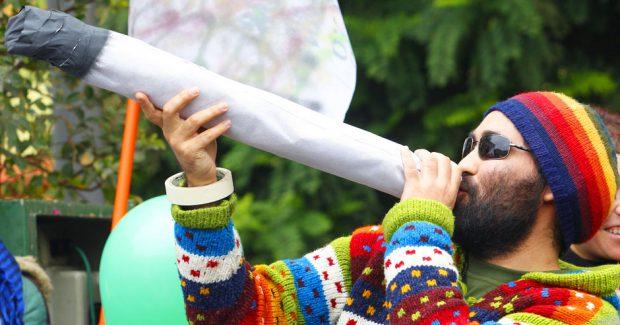 Дегустаторы марихуаны