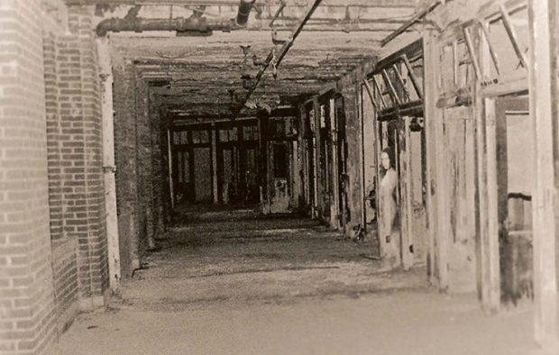 Призрак санатория Уэверли Хиллз