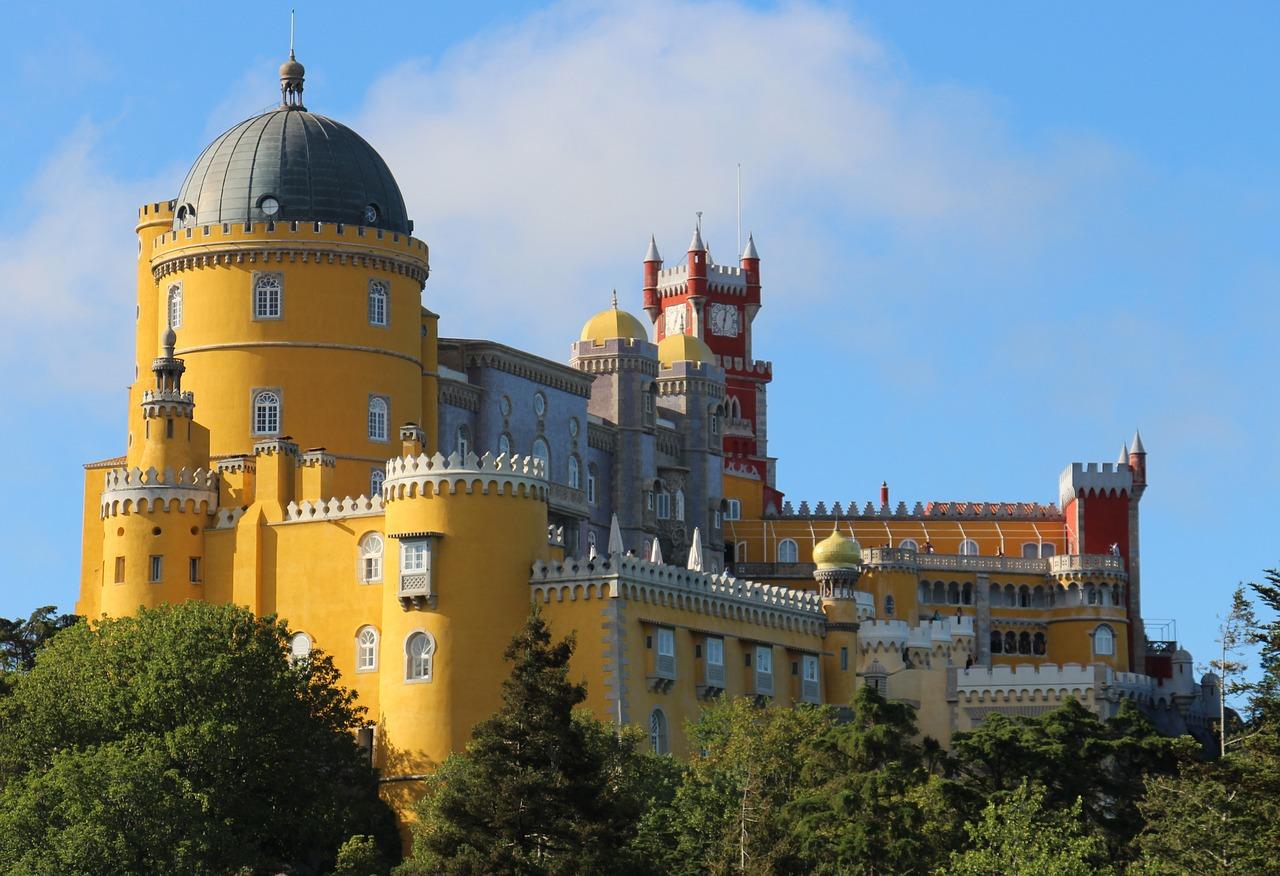 сувениры синтра португалия достопримечательности фото что ремонт улицы