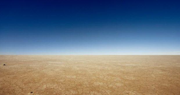 Пустынная земля