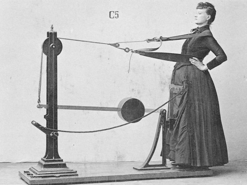 Тренажёр XIX века