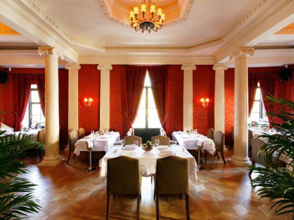 Ресторан знаменитости «Твербуль»