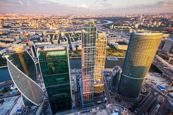 Комплекс «Федерация» Московского международного делового центра «Москва-Сити»