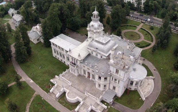 Грачёвский парк и усадьба в Ховрино