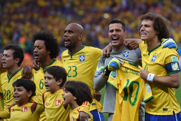 бразилия чм 2018
