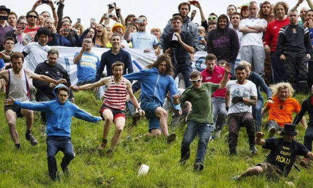 Куперcхилдская сырная гонка