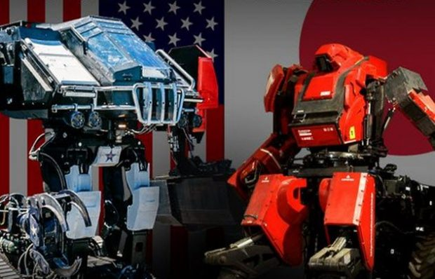 Роботы-гиганты