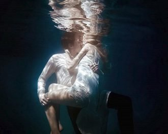 Секс под водой