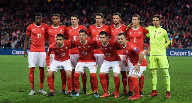 швейцария чм футбол 2018