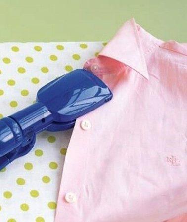 Выбегая из дома на работу, не успеваете прогладить рубашку?