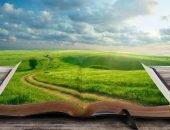 дорога с книгой