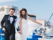 гайдулян и невеста