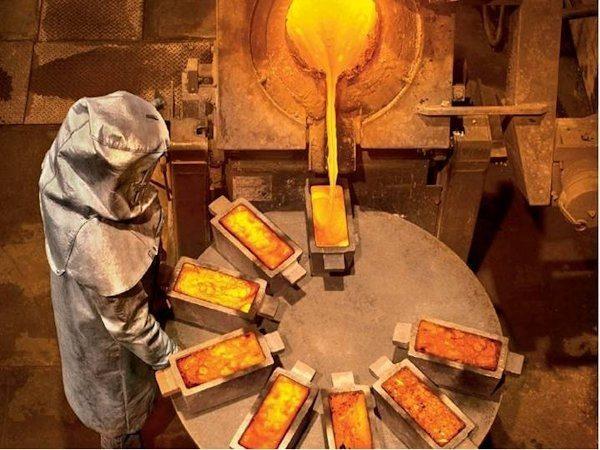 Главный технолог золотодобывающей промышленности