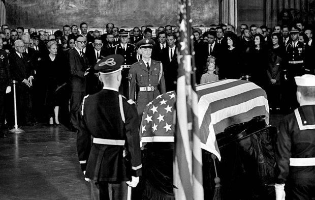 Вопрос о том, кто убил Кеннеди по-прежнему остается актуальным