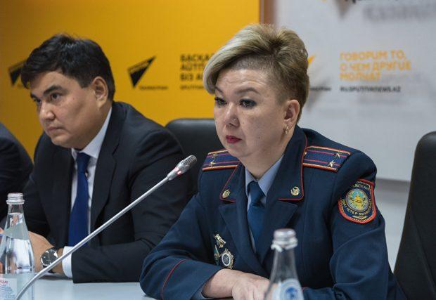 Гульвира Доненбаева