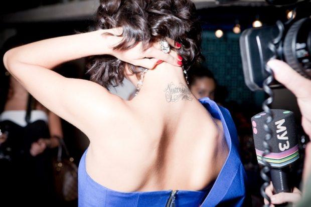 татуировки знаменитых девушек