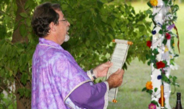 Служитель церкви Викка