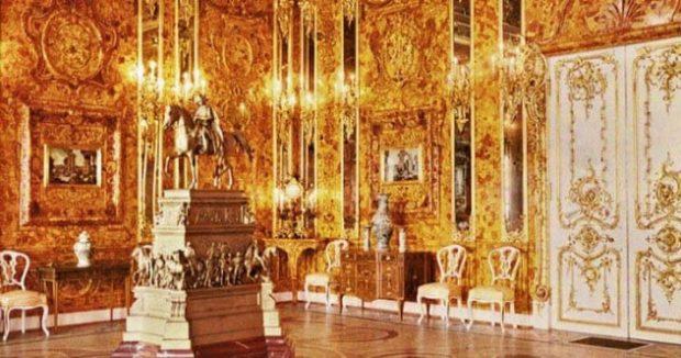 Все эти сокровища бесследно исчезли во время Второй мировой