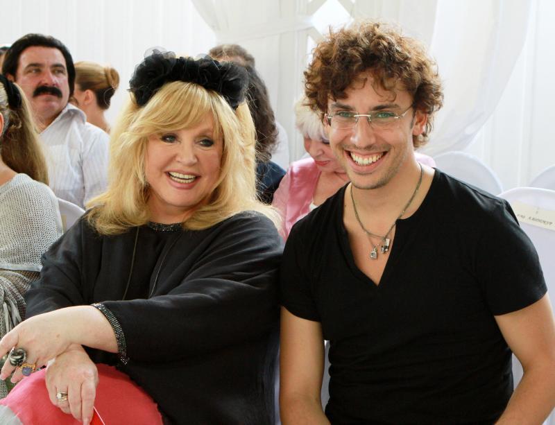 Максим Галкин и Алла Пугачёва