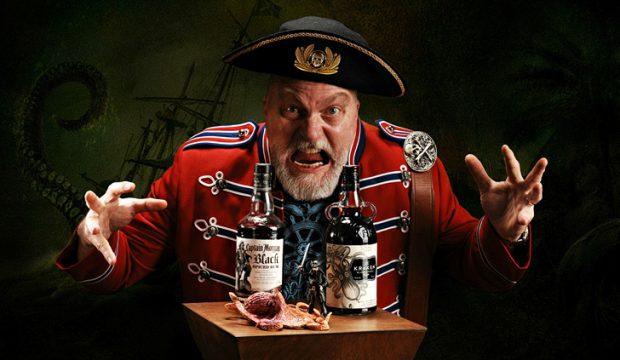Пират и ром