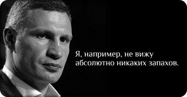 Цитата Виталий Кличко