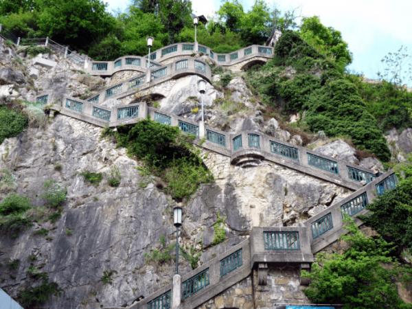 Лестница Шлоссберга (Австрия)