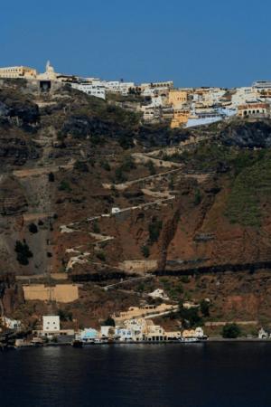 Лестница «Санторини» (Греция)