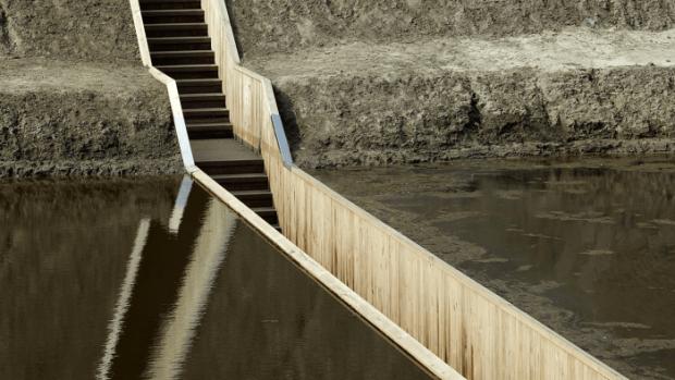 «Лестница Моисея» (Голландия)