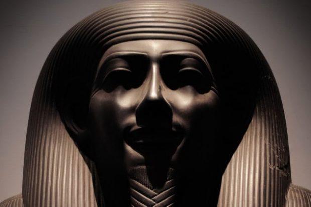 Верхняя часть саркофага