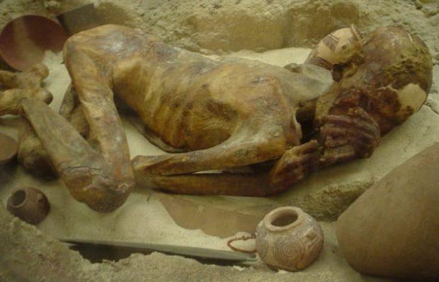 Естественная мумия