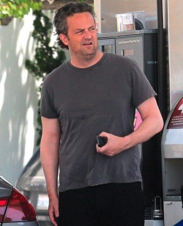Потолстевший актёр