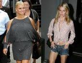 бритни спирс до и после потолстения