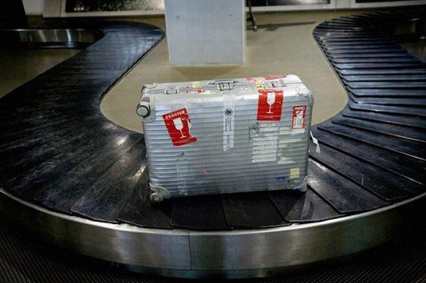 Маркировка багажа