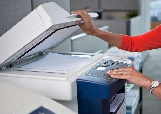 Сканирование документов