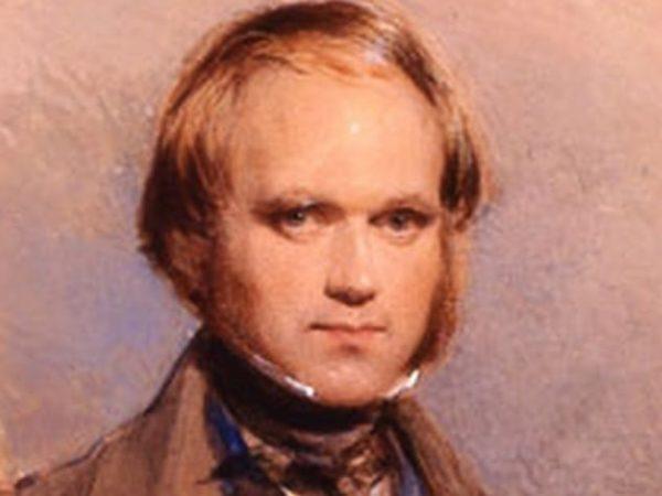Дарвин в молодости
