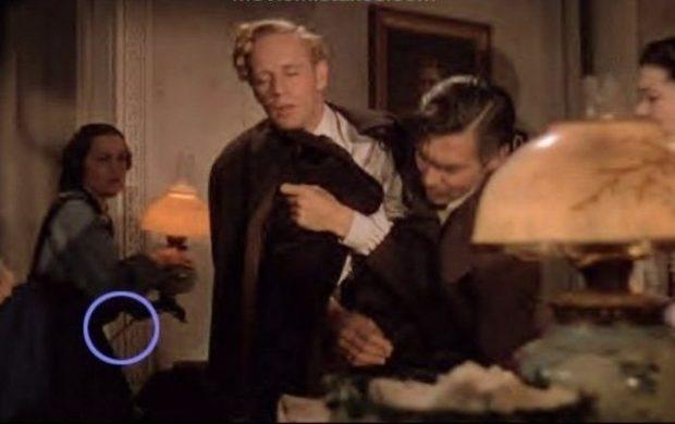 Кадр из фильма «Унесённые ветром»
